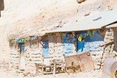 Vista della città di estrazione mineraria di Potosi, Bolivia Immagini Stock Libere da Diritti