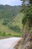 Vista della città di Guilin fotografia stock libera da diritti