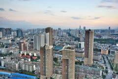Vista della città di Kunming Fotografia Stock Libera da Diritti