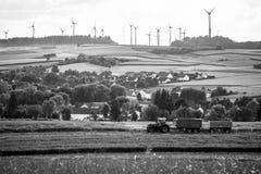 Vista della cittadina di Neustadt Immagini Stock Libere da Diritti