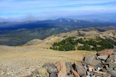 Vista della montagna Immagine Stock Libera da Diritti
