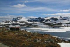 Vista della Norvegia Immagine Stock