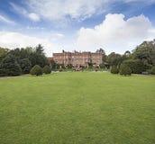 Vista della proprietà terriera di Hughenden Fotografie Stock