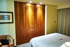 Vista della serie nel club della proprietà del paese di arabella dell'albergo di lusso Fotografia Stock