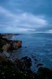 Vista della spiaggia di Pismo Immagine Stock Libera da Diritti