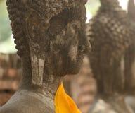 Vista della statua del buddha in Tailandia fotografia stock libera da diritti