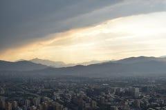 Vista della stazione televisiva di Pechino immagine stock