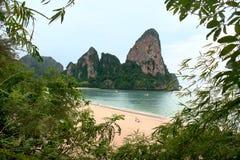 Vista della Tailandia Fotografie Stock