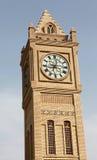 La torre di orologio in Erbil, Irak. Fotografie Stock Libere da Diritti