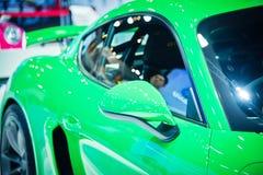 Vista delle automobili Fotografie Stock Libere da Diritti