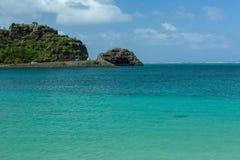 Vista delle Mauritius Fotografie Stock