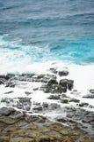 Vista delle montagne e della natura sulla costa Est di Taiwan Immagini Stock