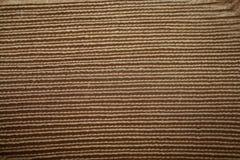 Vista dettagliata del corsetto legato con corde Fotografie Stock Libere da Diritti