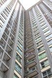 Vista di alta costruzione a Bangkok, Tailandia Immagine Stock