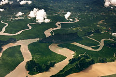 Vista di Andaman Immagine Stock Libera da Diritti