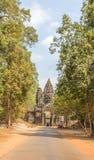 Vista di Angkor, Siem Riep, Cambogia Fotografia Stock