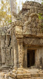Vista di Angkor, Siem Riep, Cambogia Immagini Stock