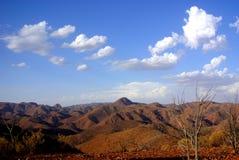 Vista di Arkaroola Fotografie Stock