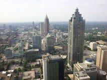Vista di Atlanta Fotografia Stock Libera da Diritti