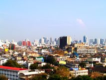 Vista di Bangkok 05 Immagine Stock Libera da Diritti