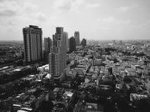 Vista di Bangkok Fotografie Stock