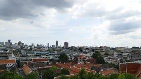 Vista di Bangkok stock footage