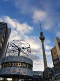 Vista di Berlino fotografia stock