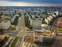 Vista di Berlino Immagini Stock