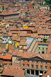 Vista di Bologna L'Emilia Romagna L'Italia Immagini Stock