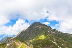 Vista di Brienzer Rothorn su Bernese Oberland Immagini Stock Libere da Diritti