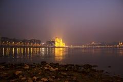 Vista di Budapest Immagini Stock