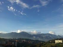 Vista di Caracas Immagini Stock