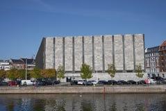 Vista di Danmarks Nationalbank fotografia stock