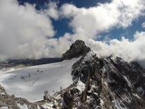 Vista di elevata altitudine immagini stock libere da diritti