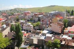 Vista di Erzurum Immagini Stock Libere da Diritti