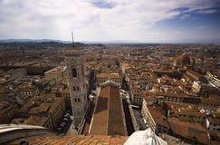 Vista di Firenze Fotografie Stock