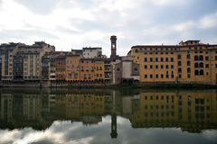 Vista di Firenze Fotografia Stock Libera da Diritti