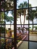 Vista di Florida Fotografia Stock Libera da Diritti