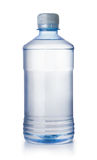 Vista di Fron della bottiglia solvente Fotografia Stock Libera da Diritti