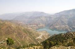 Vista di Ganga [2] Immagini Stock