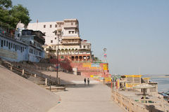 Vista di Ghats Fotografia Stock Libera da Diritti