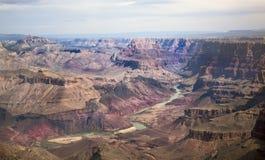 Vista di Grand Canyon Fotografia Stock Libera da Diritti