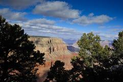 Vista di grande canyon Fotografia Stock