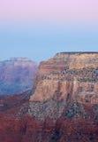 Vista di grande canyon Fotografia Stock Libera da Diritti