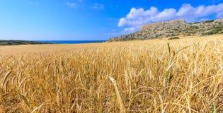 Vista 2 di greco del capo Immagini Stock Libere da Diritti