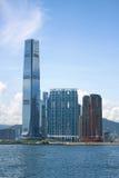 Vista di Hong Kong Immagine Stock