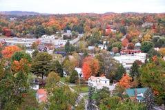 Vista di Huntsville Immagini Stock