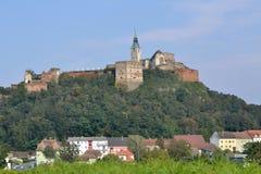Vista di ipotesi di Burg - l'Austria immagini stock libere da diritti