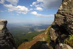 Vista di Kaapsehoop Immagine Stock Libera da Diritti