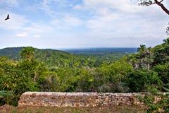 Vista di Las Terrazas, Cuba Fotografia Stock
